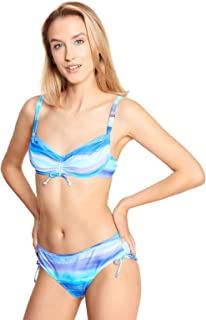 Rösch Beach 1215522-10472 Women's Aqua-Multicolor Bikini Set