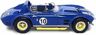Road Signature 92697 1964 Chevrolet Corvette Grand Sport Roadster #10 Dark Blue 1/18 Diecast Model Car