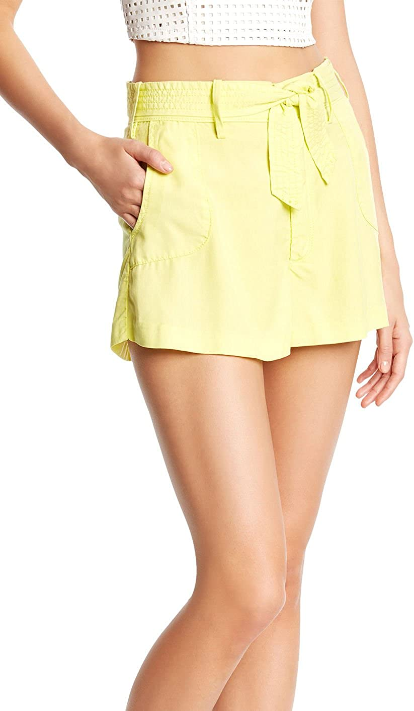 Kiind Of Womens Gifts Solid Casual Woven Complete Free Shipping Shorts