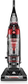 Hoover UH70830 WindTunnel 2 Rewind Pet Hair Upright Vacuum Carpet Cleaner, Red