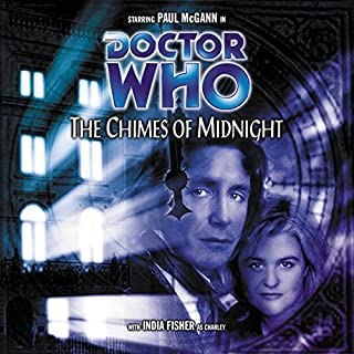 Doctor Who - The Chimes of Midnight cover art