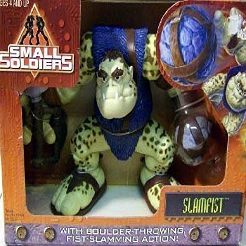Small Soldiers Slamfist Deluxe Figure by Kenner