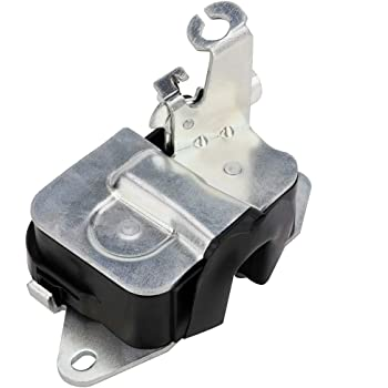 Amazon Com Rear Door Lock Latch Actuator For 2007 2013 Gmc Sierra 1500 2500 Hd 3500 Hd 07 13 Chevy Silverado 1500 2500 Hd 3500 Hd Replaces Gm 20995801 Rear Door Extended Cab Lower Latch Lock Assembly Automotive