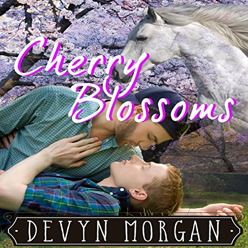 Cherry Blossoms audiobook cover art