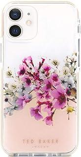 Ted Baker YASSYI Anti-Shock Case for iPhone 12 Mini - Jasmine