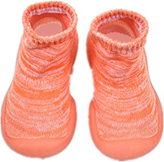 Unparalleled beauty Baby Socks with Rubber Soles Anti-Slip Floor Socks Boots for Children
