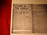 Woodman's Pal booklet: Living in the Jungle with US Army Knife LC-14-B