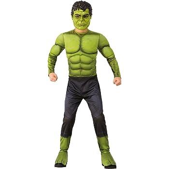 Rubies disfraz oficial de Los Vengadores Infinity War Hulk, para ...