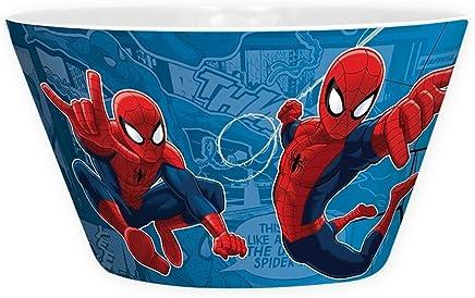 Preisvergleich für Marvel Comics - Keramik Müslischüssel Müslischale - Spiderman The Amazing Spider-Man - Geschenkbox