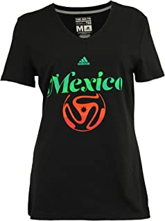 Women's Mexico Soccer Go-to Performance Tee