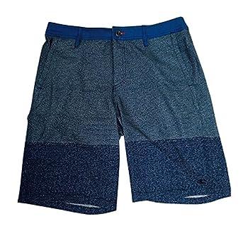 Oneill Mens Riley Hybrid Board Shorts Blue 34
