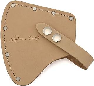 Style N Craft 94-027 Camper's Axe Head Sheath