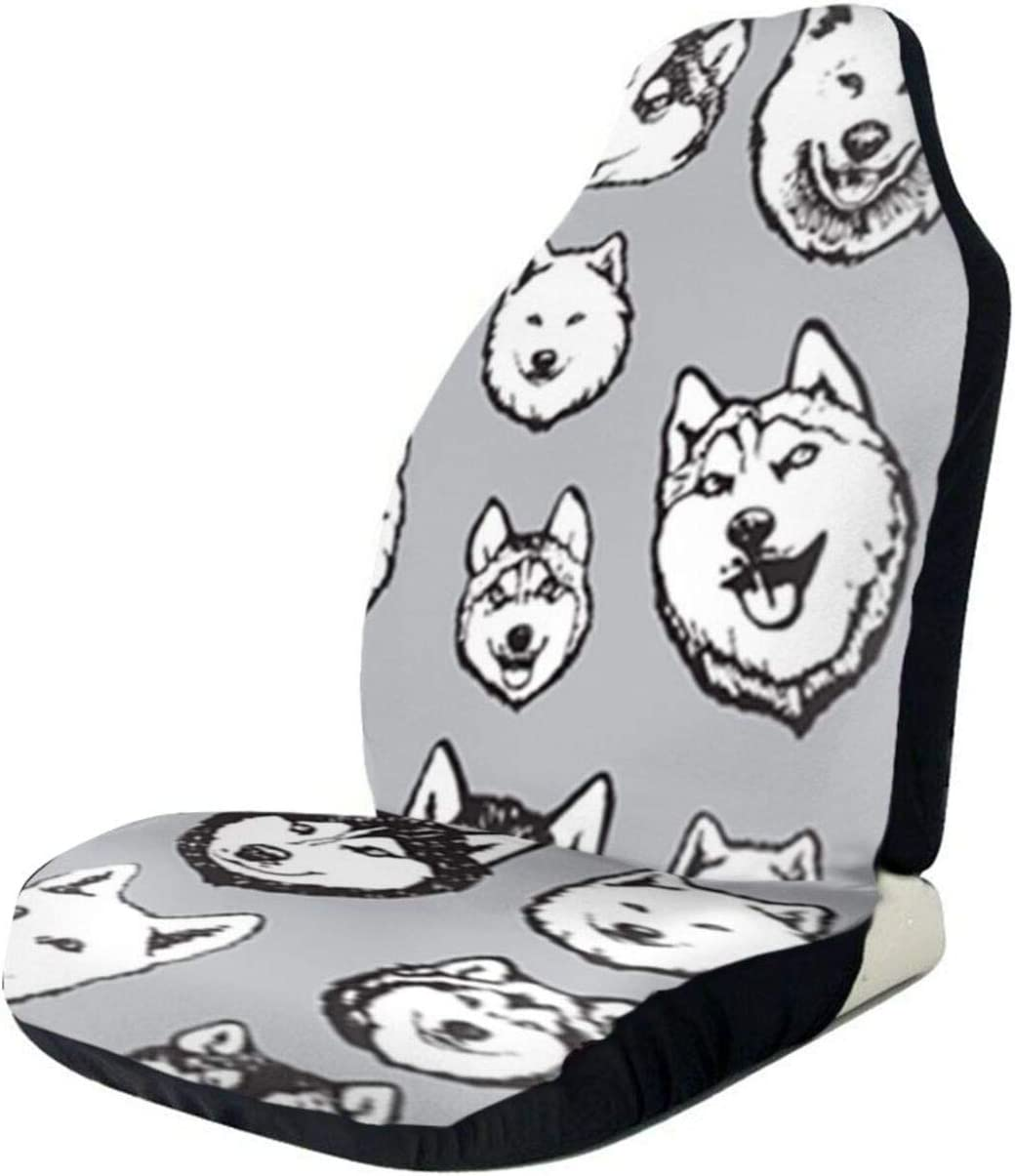 RUTO Husky Car Seat Covers Set Off-Road Max 41% OFF Suvs Cars Most Ranking TOP2 Vehicle