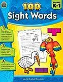 Teacher Created Resources 100 Sight Words, Grades K-1
