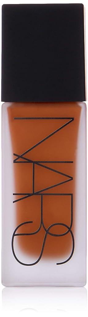 グリップ脱走忠実Nars All Day Luminous Weightless Foundation - Benares Dark 3 - 1 oz (30 ml)