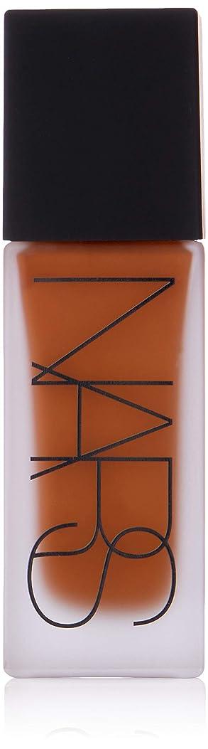 フィッティングパキスタン人助言Nars All Day Luminous Weightless Foundation - Benares Dark 3 - 1 oz (30 ml)
