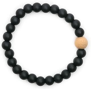 Bella Tunno Teething Bracelet, Blakely Black