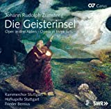Zumsteeg: Die Geisterinsel / Kammerchor Stuttgart, Hofkapelle Stuttgart - Bernius