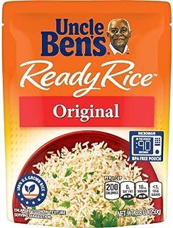 UNCLE BEN'S Ready Rice: Original (12pk)