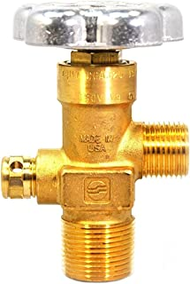 Sherwood CGA320 CO2 Gas Cylinder Valve - 3/4