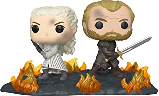 Funko POP! Movie Moment: Game of Thrones - Daenerys and Jorah with Swords