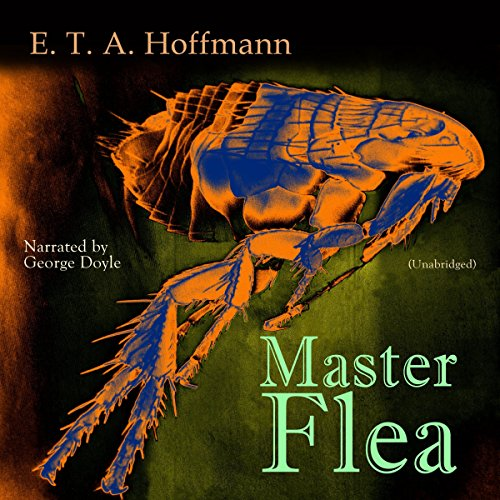 Master Flea audiobook cover art