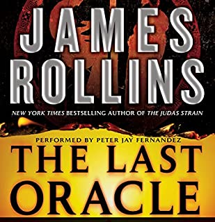 The Last Oracle cover art