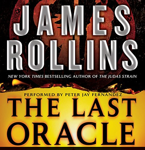 Couverture de The Last Oracle