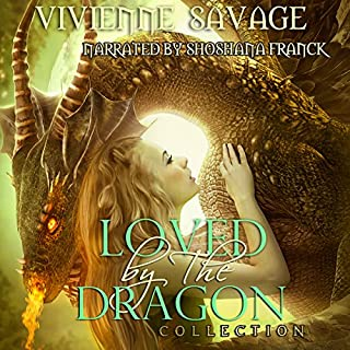 Loved by the Dragon Collection cover art