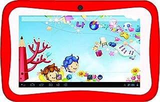 سيترونيك كيندرتاب K10 تابلت للاطفال - 7 انش، 8 جيجا، واي فاي، احمر