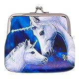 Nemesis Now Monedero Sacred Love Unicorn (Azul)
