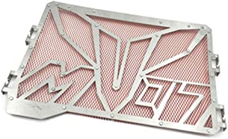 Gold FidgetFidget Motorrad Schutzgitter K/ühlergrill Edelstahl K/ühlerabdeckung K/ühlerschutz f/ür Yamaha MT-07 MT07 14-18