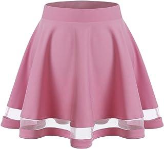 27fe92e2255c Suchergebnis auf Amazon.de für: minirock pink: Bekleidung