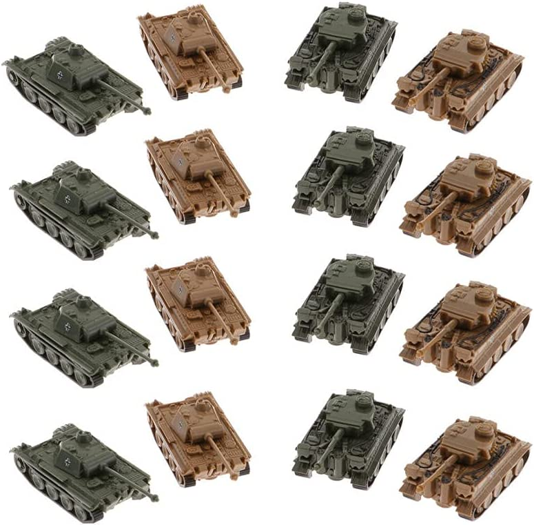 Collector Tank Model Toy Factory outlet 16 Collection Pcs Ultra-Cheap Deals