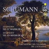 Symphony No. 2 & 4 by SCHUMANN R. (2012-06-19)