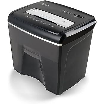Aurora AU1200XD Compact Desktop-Style 12-Sheet Crosscut Paper and CD/Credit Card/Junk Mail Pullout Basket Shredder