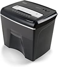 Aurora AU1200XD Compact Desktop-Style 12-Sheet Crosscut Paper and CD/Credit Card/Junk Mail Pullout Basket Shredder