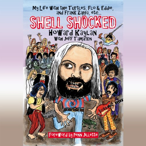 Shell Shocked audiobook cover art