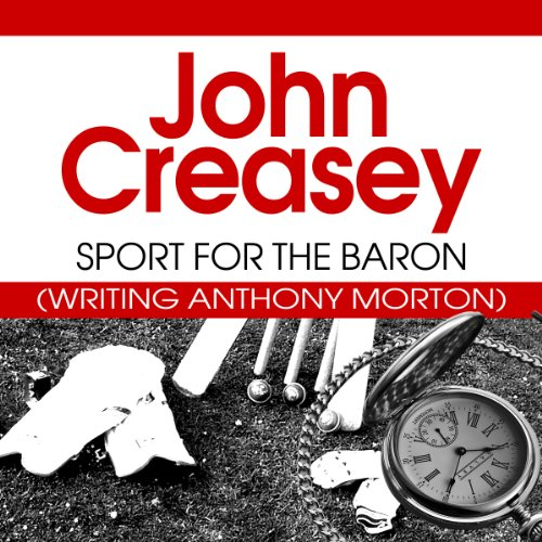 Sport for the Baron cover art