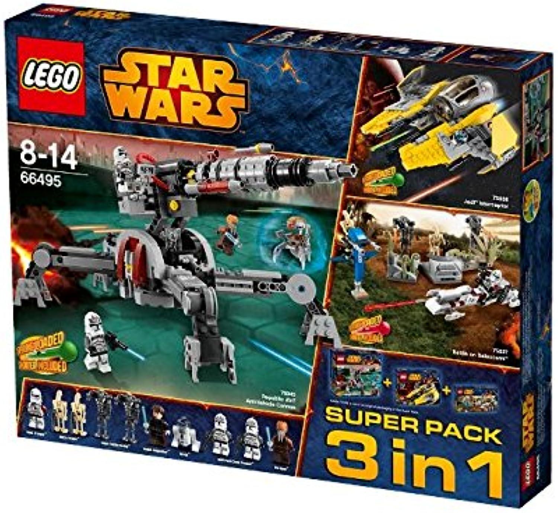 envío rápido en todo el mundo LEGO - - - súper Pack Estrella Wars Estrella Wars  mejor opcion