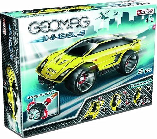 las mejores marcas venden barato Geomag Geomag Geomag Wheels Stock Race Set by Reeves (Breyer) Int'l  edición limitada en caliente