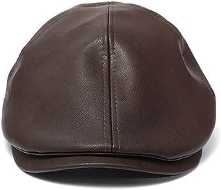ACTLATI Retro Fashion Beret Cap Classic Newsboy Trucker Adjustable Peaked Hat