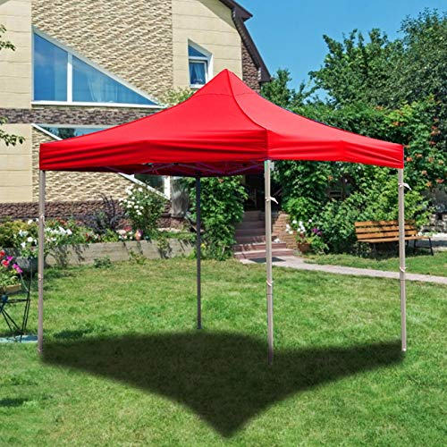 WYB Garden Gazebo Marquee Tent, Waterproof, Oxford Cloth, Portable Foldable Instant Shelter for Outdoor Wedding Garden Party (Without Bracket)