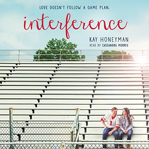 Interference                   By:                                                                                                                                 Kay Honeyman                               Narrated by:                                                                                                                                 Cassandra Morris                      Length: 9 hrs and 39 mins     33 ratings     Overall 4.0