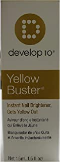 Develop 10 Yellow Buster Nail Brightener Gets Yellow Out 15Ml