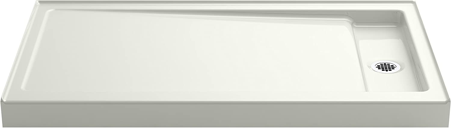 Cheap mail order Sale Special Price specialty store KOHLER K-9178-NY Bellwether 60-Inch Single-Threshold x S 34-Inch