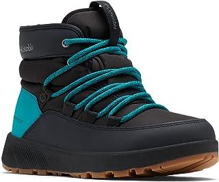 حذاء تزلج للنساء من كولومبيا سلوبيسايد فيليدج أومني هيت متوسط
