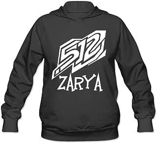 Overwatch Women's Zarya Hoodies Sweater Black
