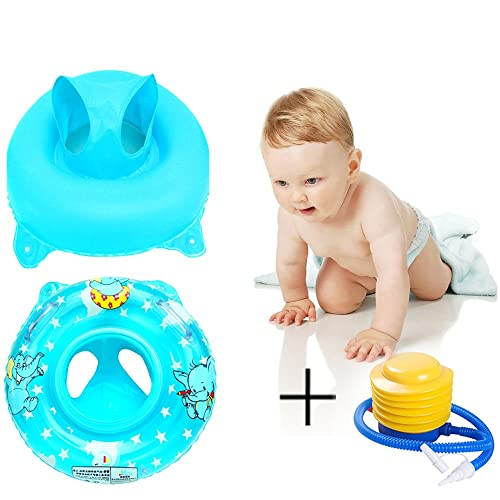 Sealive 1 pc Inflatable Water Baby Float Boat Cute Animals Swimming Ring Handle Safety Seat Float