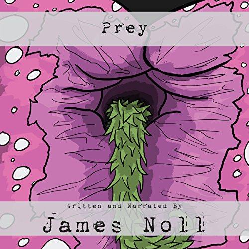 Prey audiobook cover art